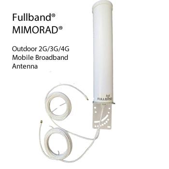 Fullband MIMORAD Outdoor 4G Antenna