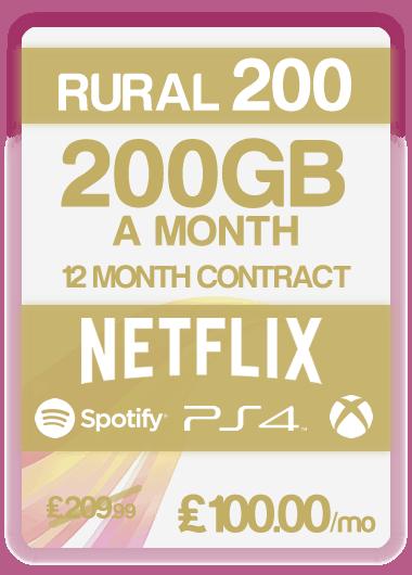 rural 200 special