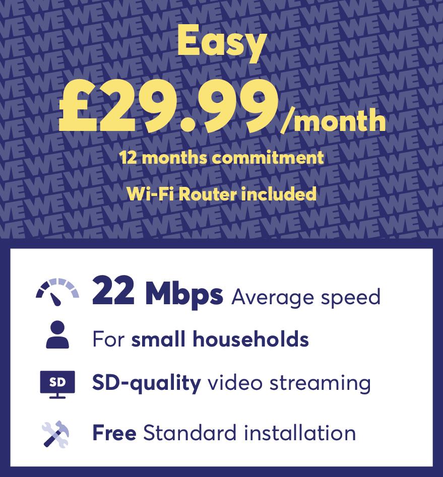 Rural Broadband, 4G with Broadband shack
